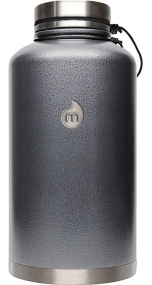 MIZU V20 Insulated Bottle 2000ml Gray Hammer Paint